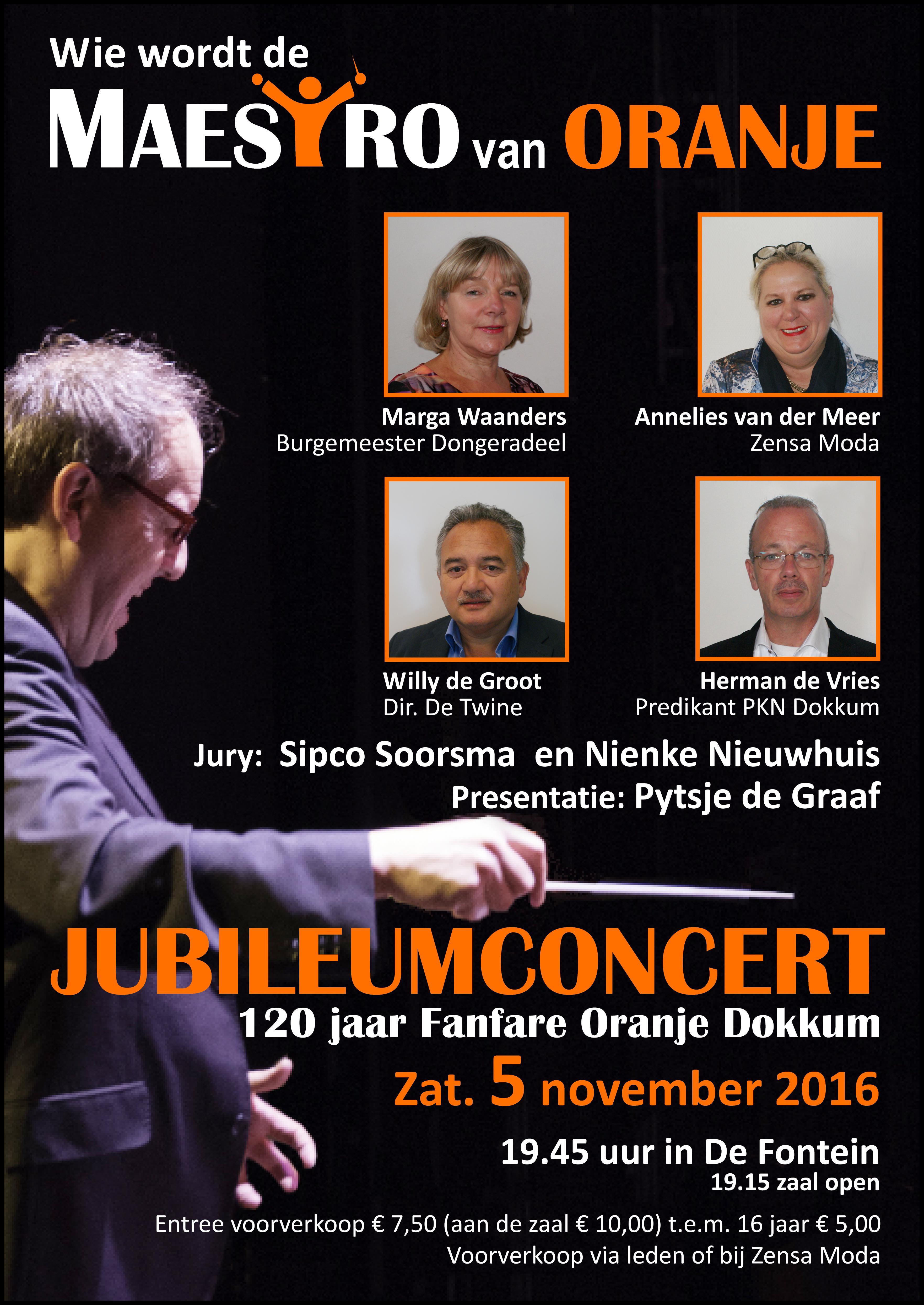 Maestro van Oranje