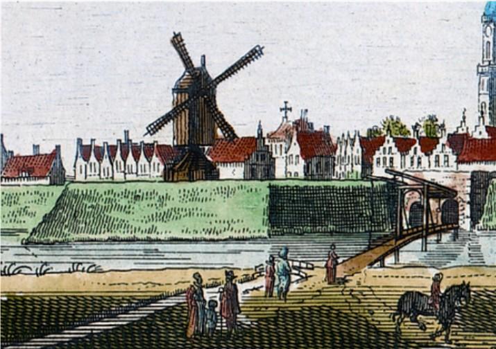 koren 04A Dokkum Hanspoort 1664 Schotanus
