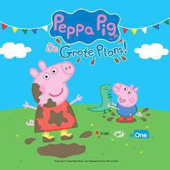 Peppa Pig - De grote Plons @ Sense