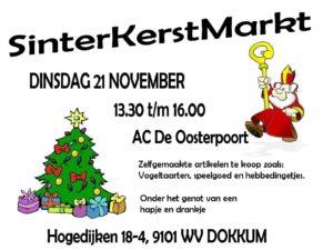 Sinterkerstmarkt