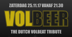 Volbeer  (the dutch volbeat tribute) @ Sportcafé Harmonie