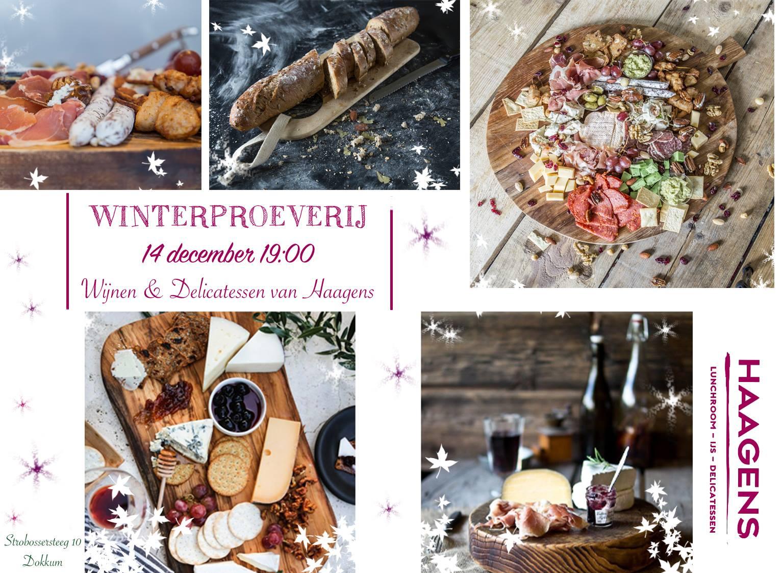 Winterproeverij Wijnen & Delicatessen @ Haagens