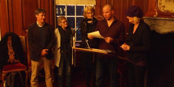 Gedichtendag Dokkum met Dongeradichter Tsead Bruinja en Open Podium