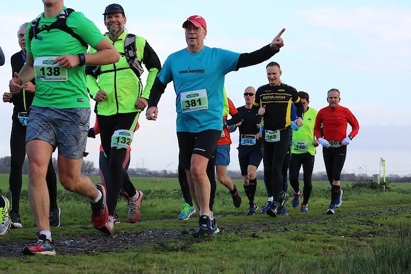 Doorkomst Ultramarathon Elfstedentocht