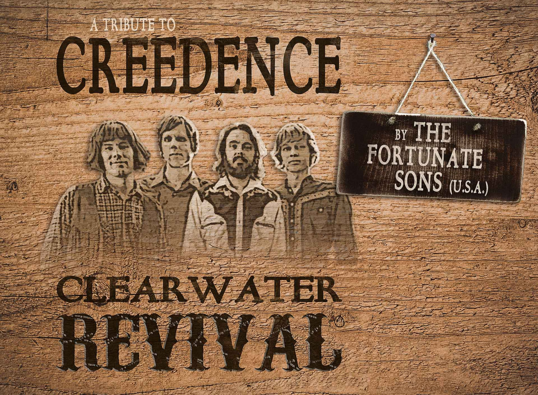 Zondagmiddagconcert (Creedence Clearwater Tribute Band)