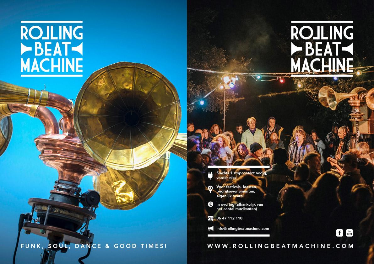 Zondagmiddagconcert Rolling Beatmachine