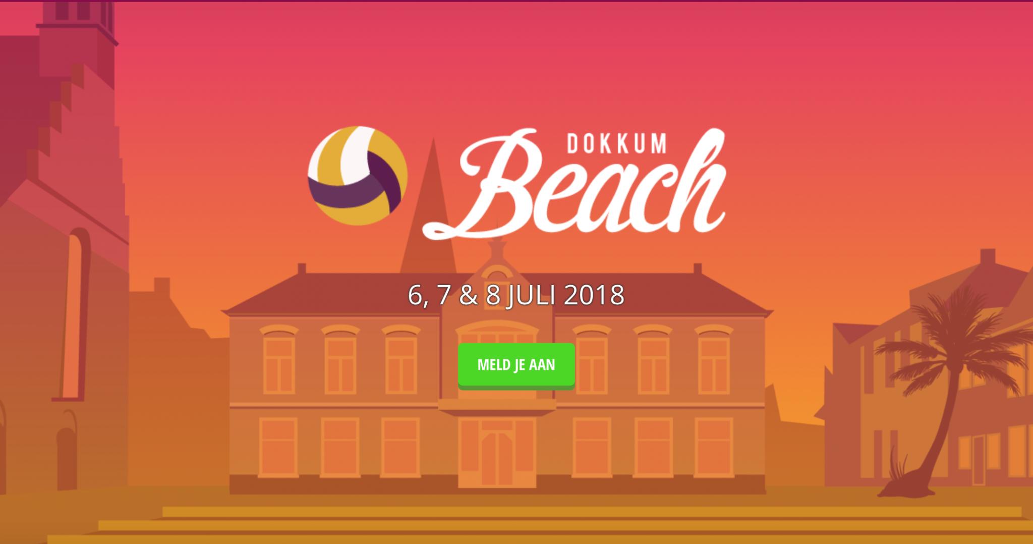 Dokkum Beach @ De Helling