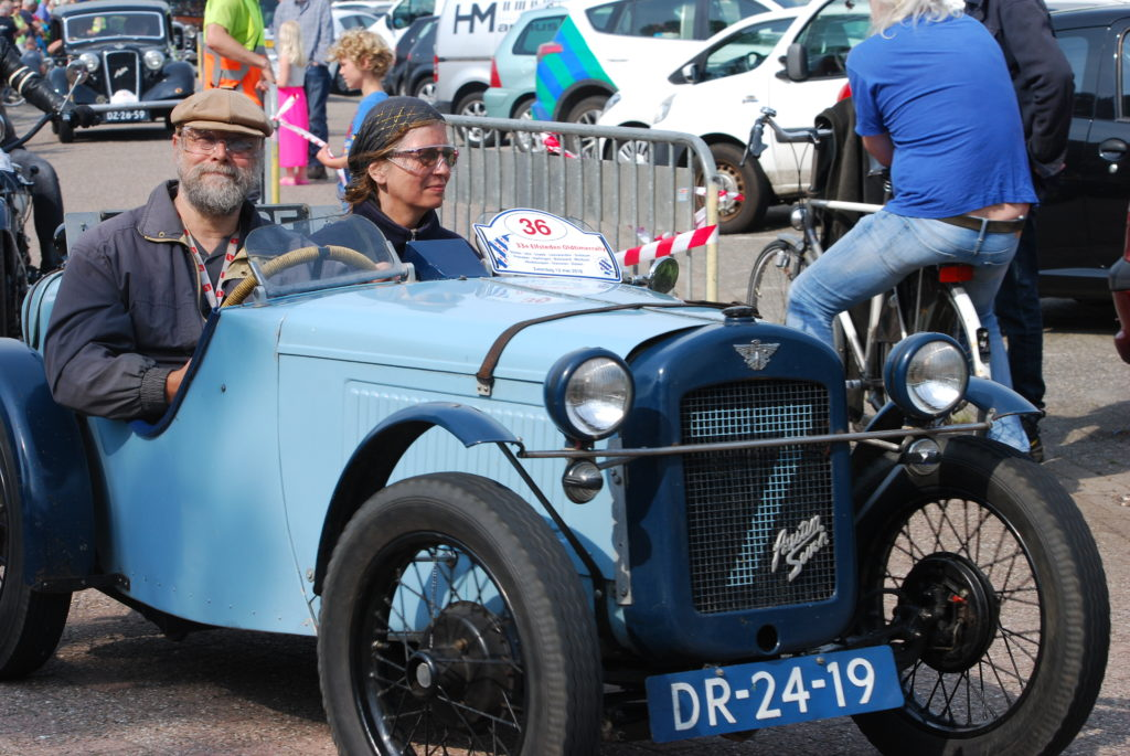 Oldtimerrally