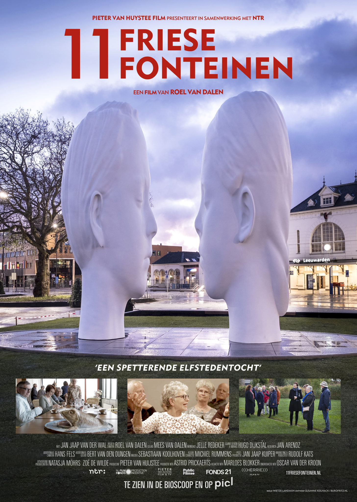 Documentaire 11 Friese Fonteinen