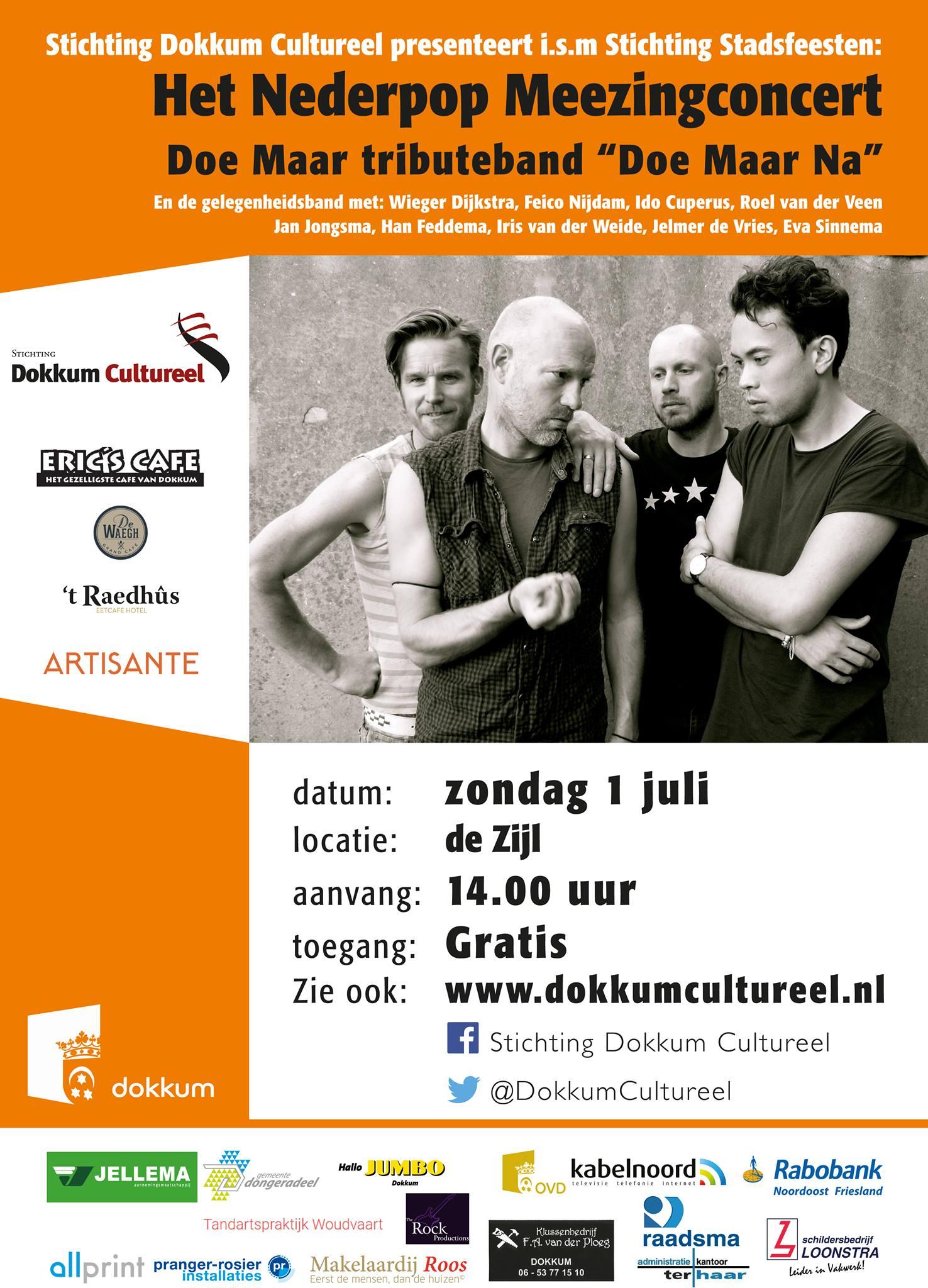 Nederpop Meezing Concert