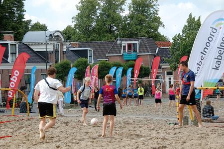 Beachafsluiting Sportûnderfiningswike