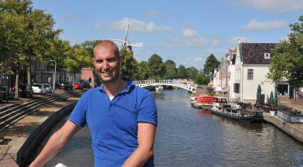 11Stedenzwemtocht Maarten van der Weijden