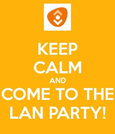 LAN-party @ Bibliotheek