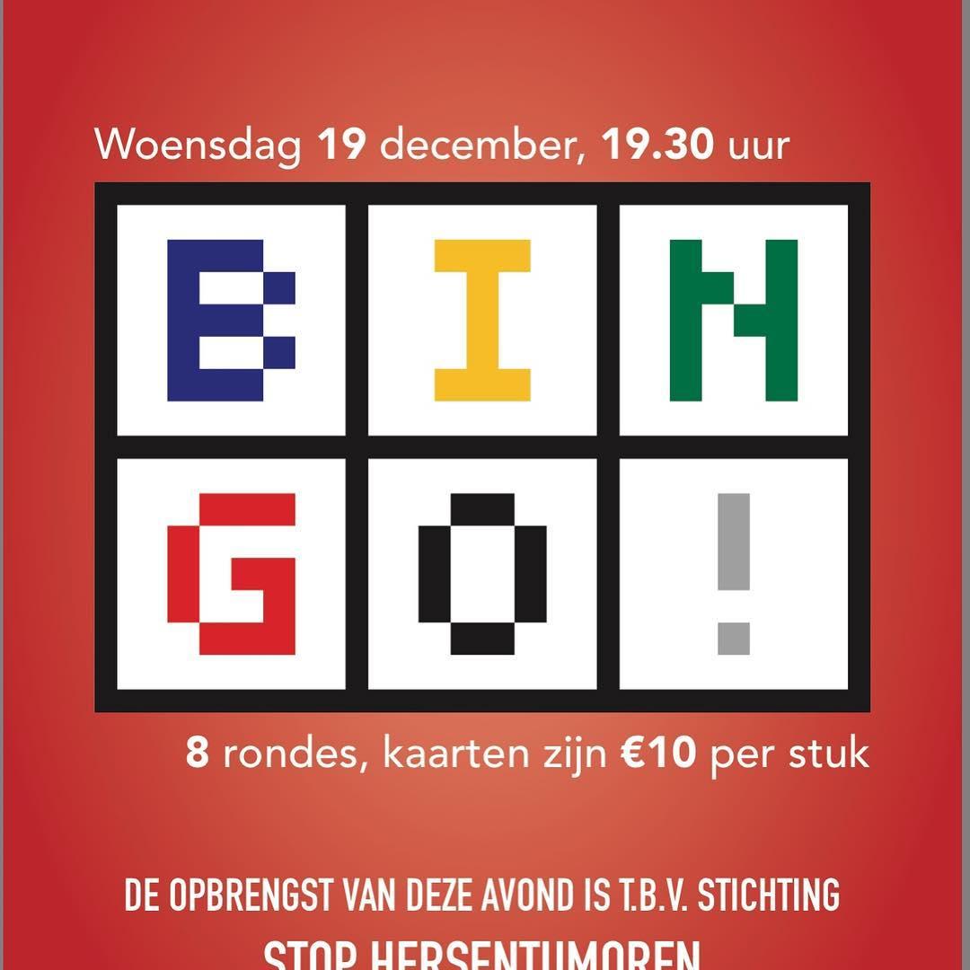 Bingo@ Sportcafé Harmonie