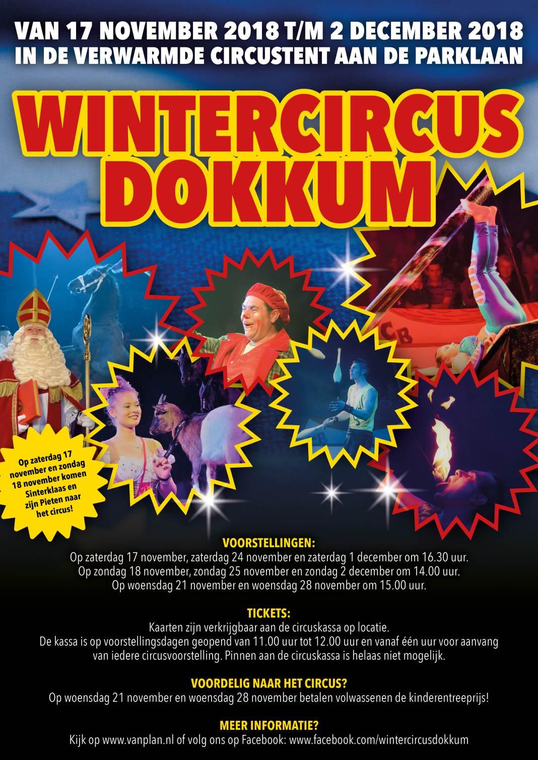 Wintercircus Dokkum