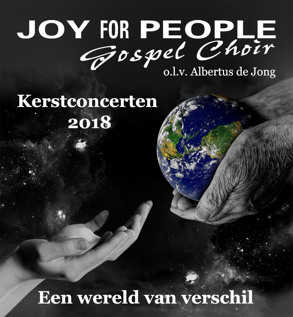 JOY for PEOPLE Kerstconcert
