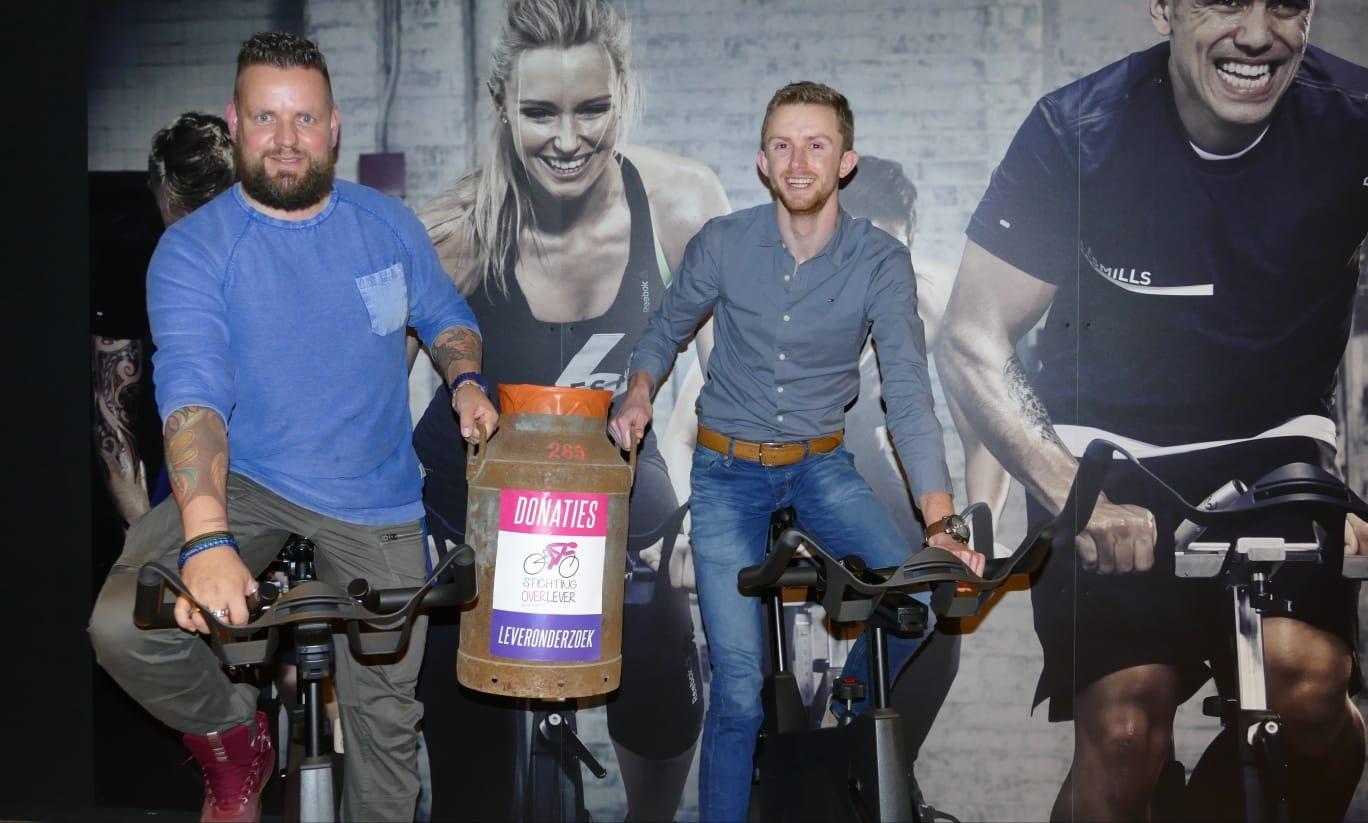 Spinning-marathon Stichting Overlever @ SportStudio Dokkum