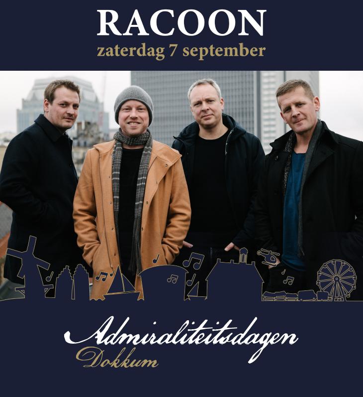Racoon @ de Zijl