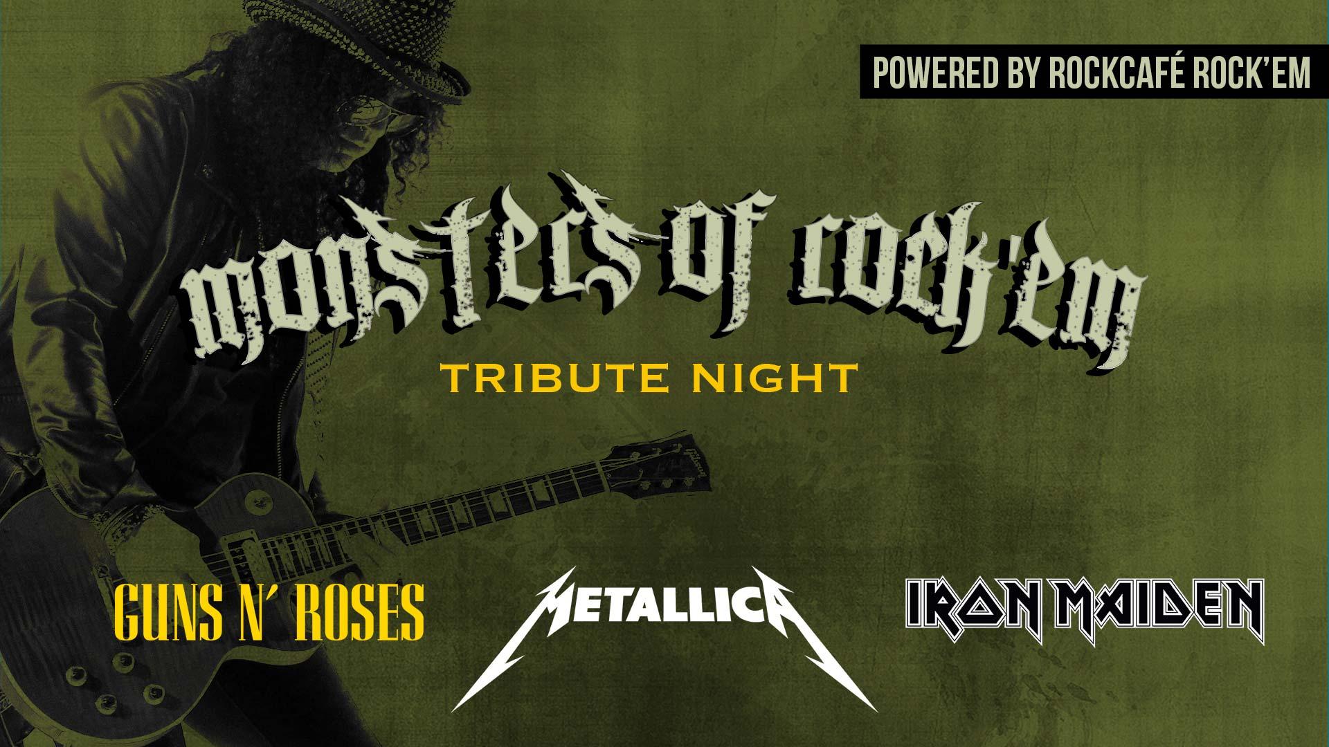 Monsters of Rock'em