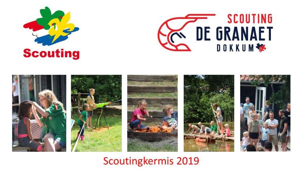 Scouting kermis scouting de Granaet Dokkum @ Scouting De Granaet Dokkum