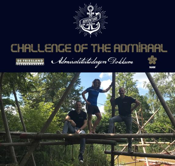 Challenge of the Admiraal