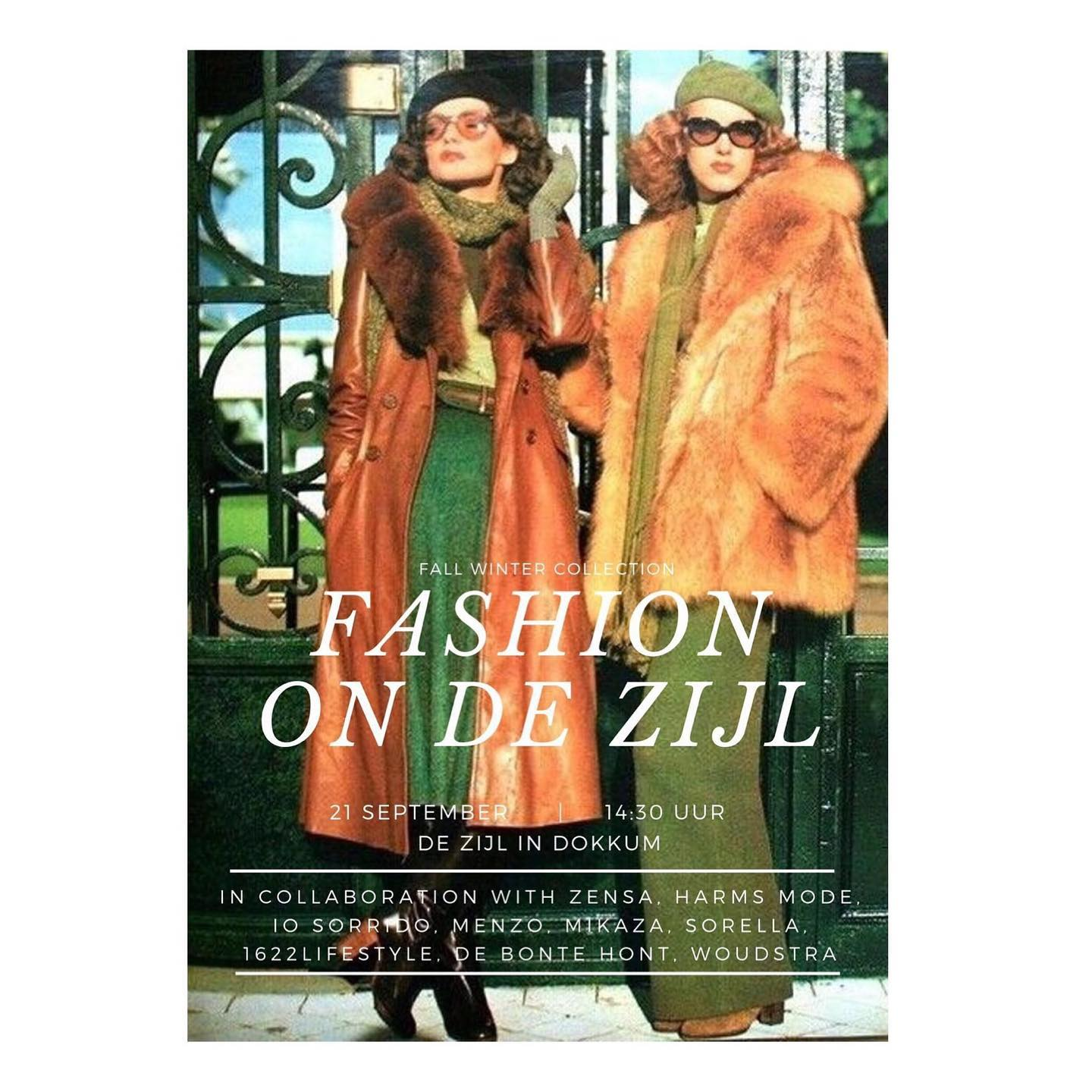 Fashion on De Zijl