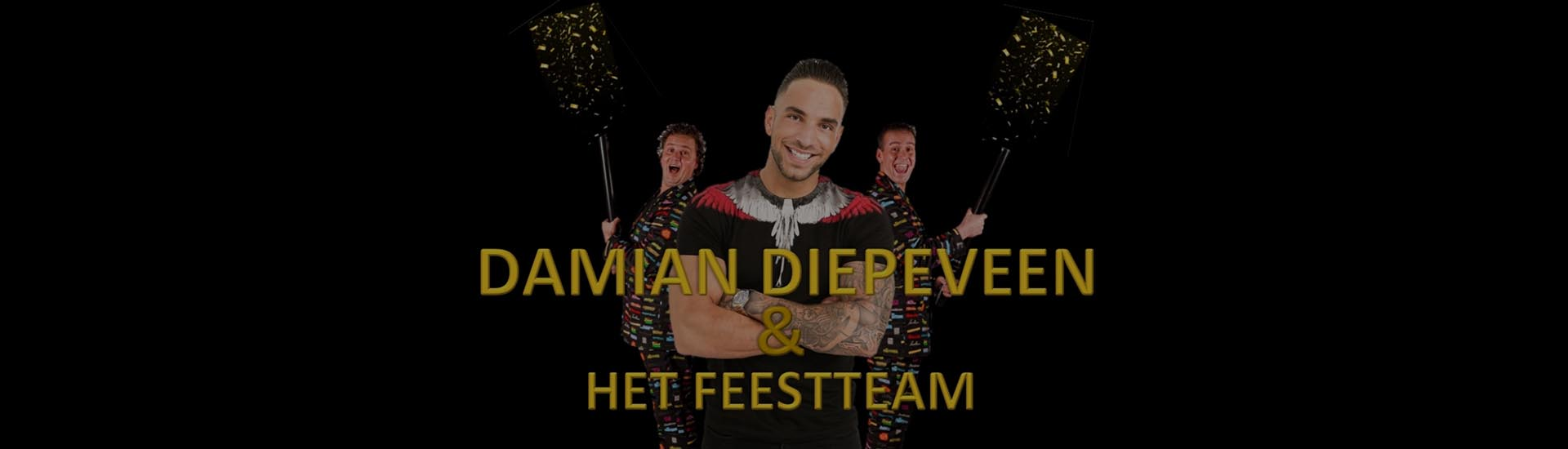 Damian Diepeveen & Het Feestteam @ Sense