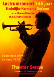 Stedelijke Harmonie Dockum 145 jaar @ Theater Sense