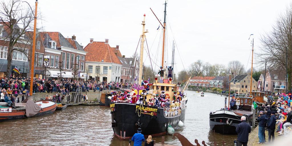 Sinterklaasintocht in Dokkum - In-Dokkum.nl