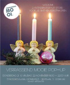 Verrassend Mooi pop-up store @ Stadsbrouwerij Bonifatius Bierbrouwerij