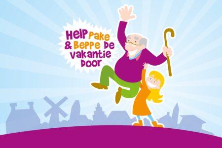 Help Pake & Beppe De Vakantie Door 2020