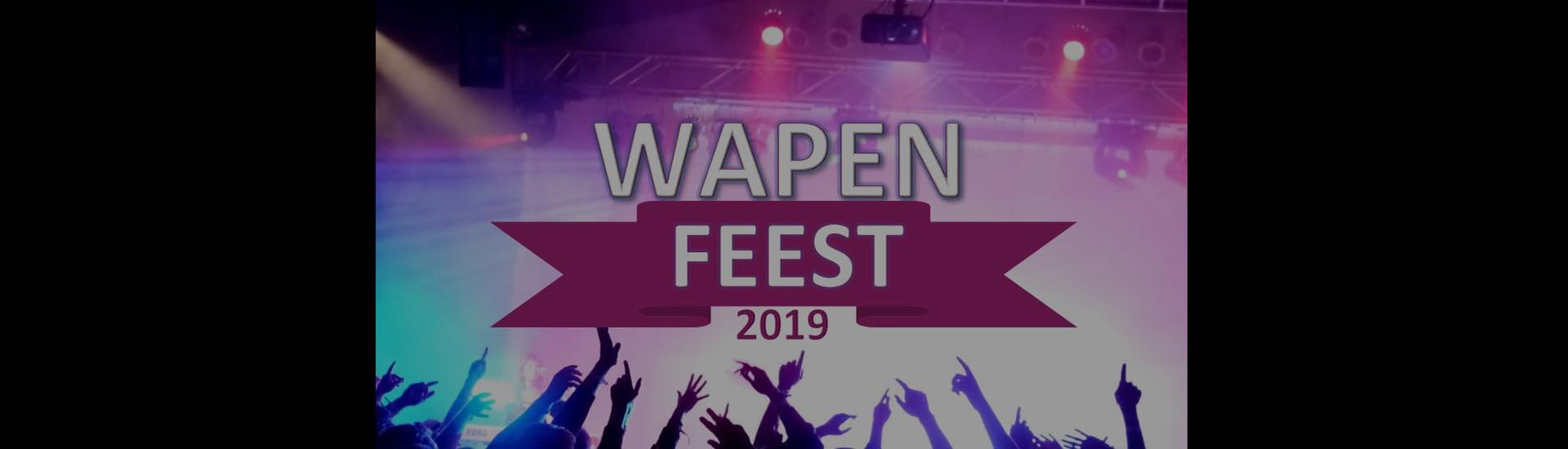 Wapenfeest @ Sense