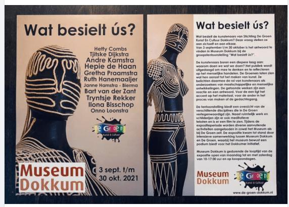 Museum Dokkum presenteert wat besielt ús